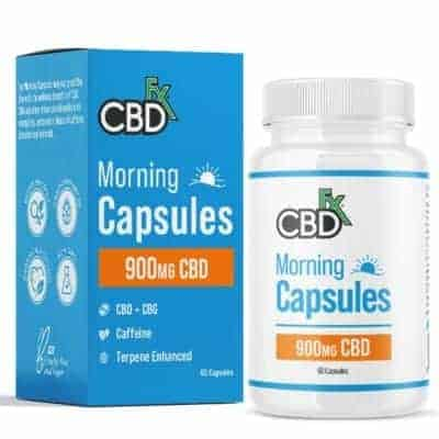 cbd for the morning cbdfx
