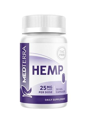 Medterra gel_capsules_25mg
