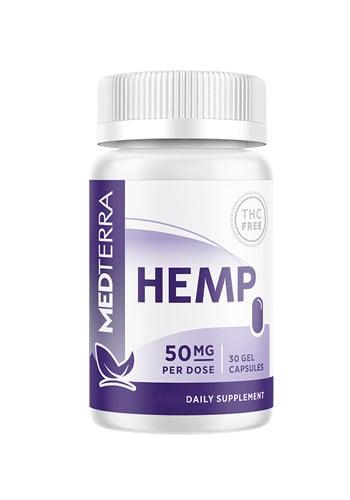 Medterra gel_capsules_50mg