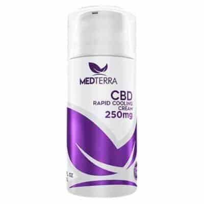 MedTerra CBD Cooling Cream Rapid