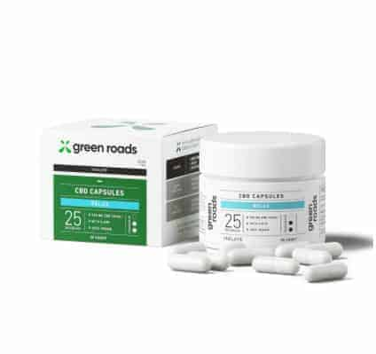 Green Roads Relax Capsules