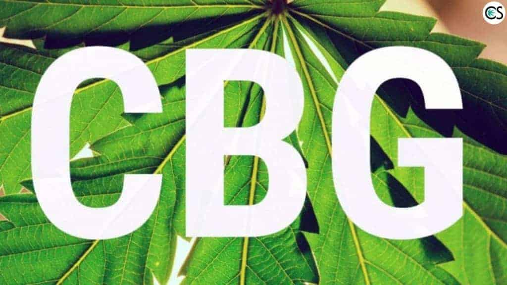 what is CBG
