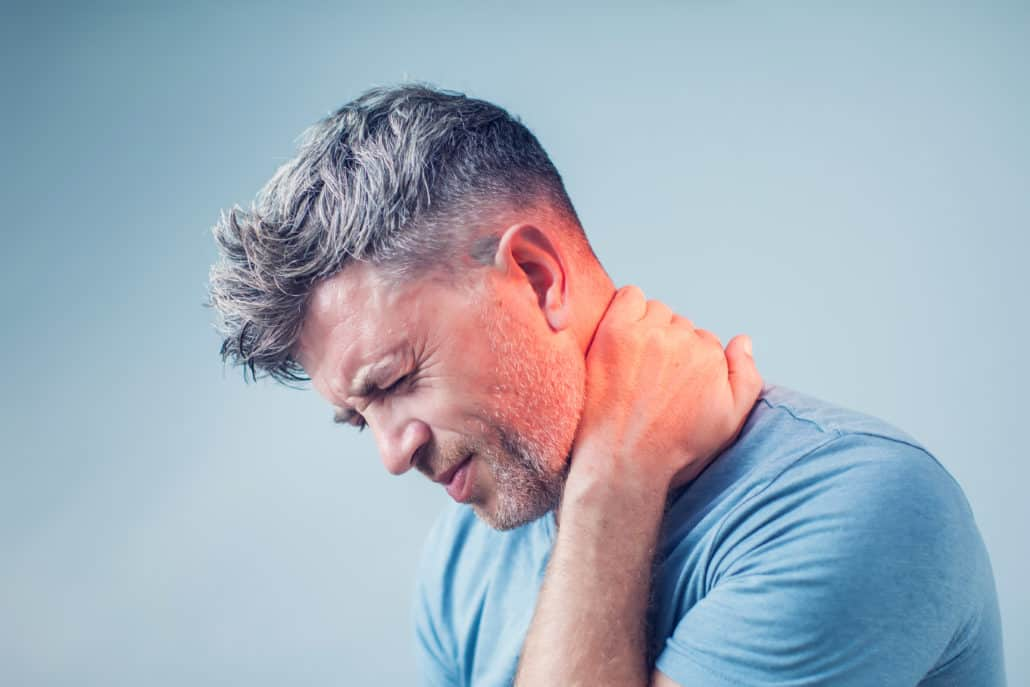 CBD for Neck Pain
