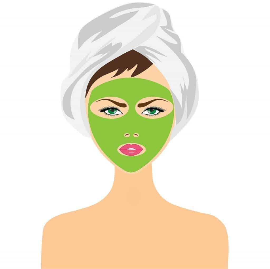 Hemp Seed Oil Face Mask
