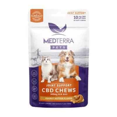 Medterra-CBD-Pet-Joint-Support-Chews-300mg