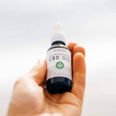 Neurogan 1000mg CBD Oil Tincture