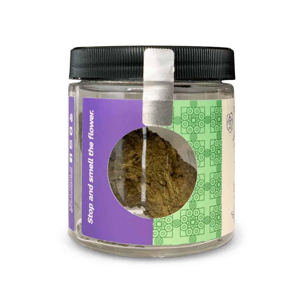 Cannassentials Delta 8 THC Flower Jar