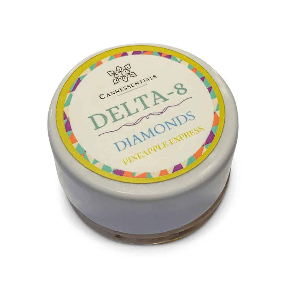 Delta 8 Pineapple Express Diamonds