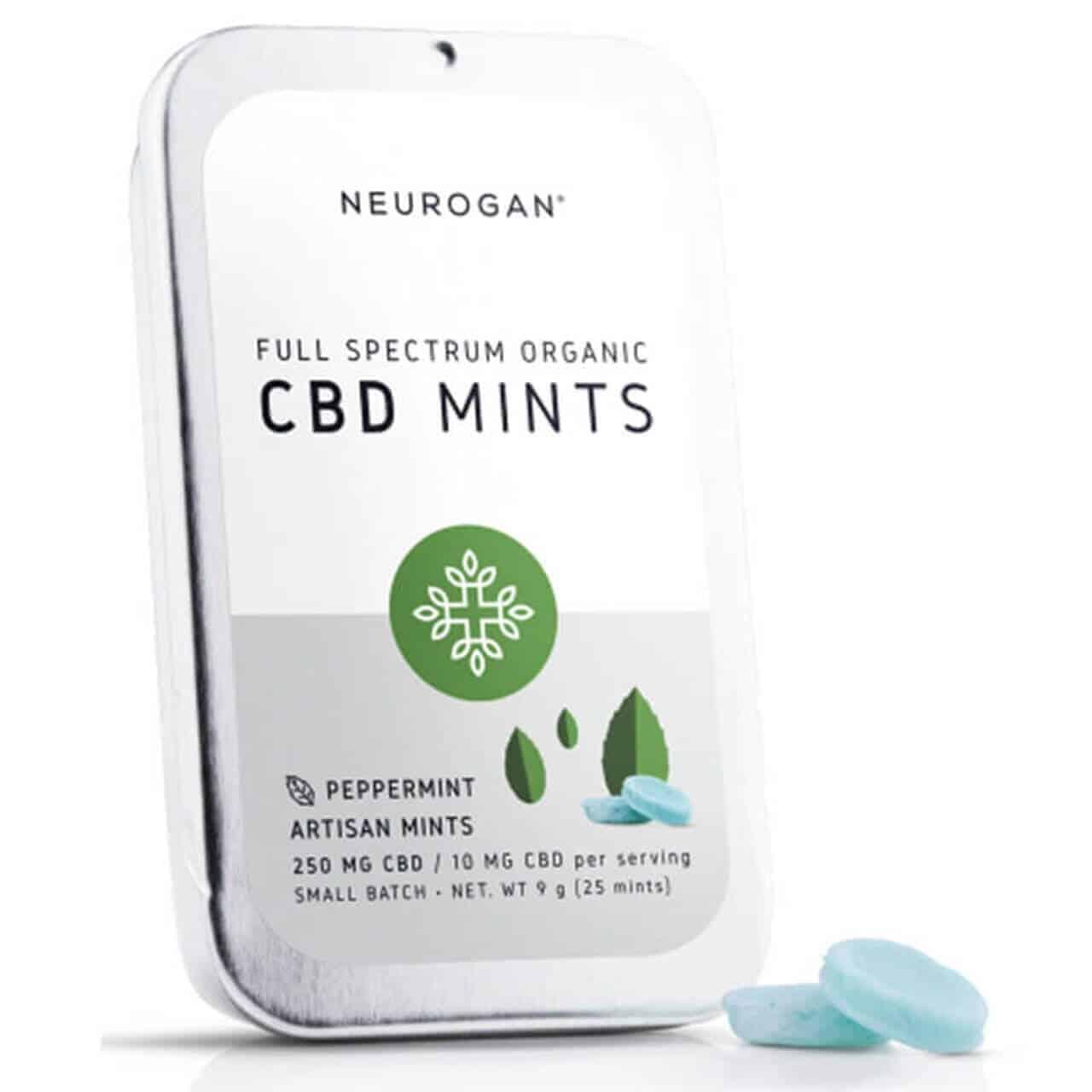 Neurogan CBD Mints