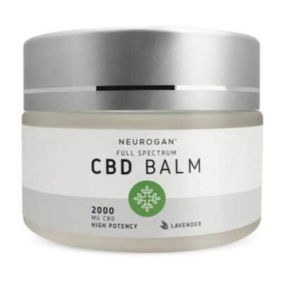 Neurogan CBD Pain Balm 2000mg 1 Oz Potent