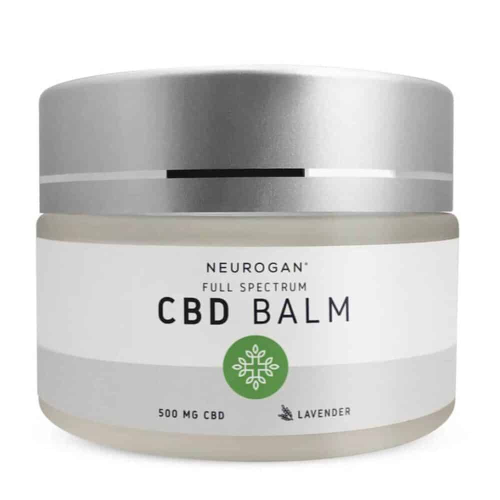 Neurogan Full Spectrum CBD Infused Pain Balm