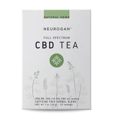 Neurogan Tea 45mg Full Spectrum