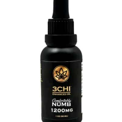 Comfortably Numb Tincture 1200mg Delta 8 THC CBN