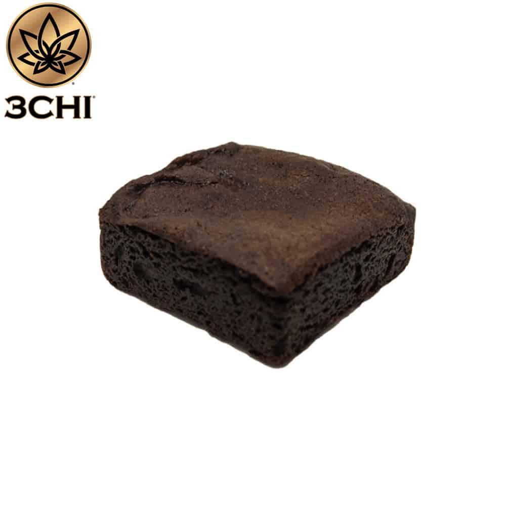 3Chi Brownies 50mg Delta 8 THC Edibles Best Pot Brownies