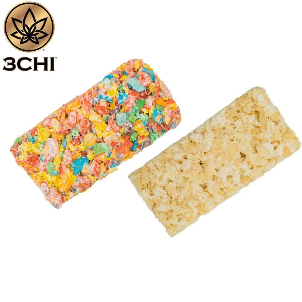 3Chi Edibles Delta 8 THC Rice Crispy Treats 50mg