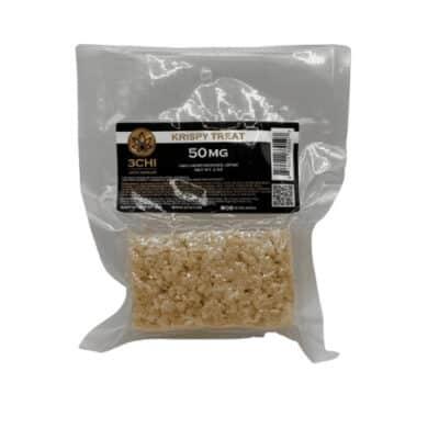 3Chi Rice Krispie Treats THC Vacuum Sealed Image