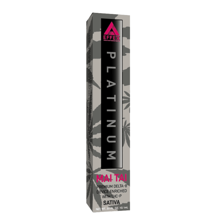 Delta Effex THC-P Maitai Disposable Vape Carts