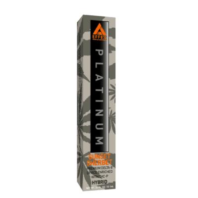 Delta Effex THC-P Sunset Sherbert Disposable Vape Cart