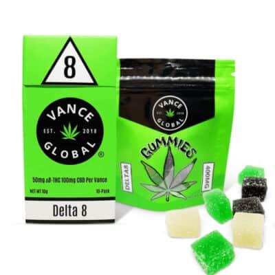 Vance Delta 8 THC Combo Gummies Pre Rolls