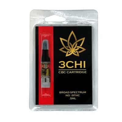 3Chi CBC Vape